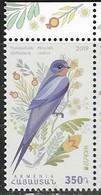 ARMENIA, 2019, MNH, EUROPA, BIRDS,1v - 2019