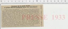 Presse 1933 Peintre Jean Jouvenet  226W - Unclassified