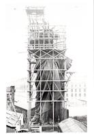 B&W RPPC  Reproduction - Paris 1883 - Construction Statue Liberty - Unused Excellent Condition - 2 Scans - New York City
