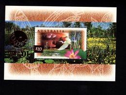 785470217 1996  SCOTT 1535D POSTFRIS  MINT NEVER HINGED EINWANDFREI  (XX) - FLORA AND FAUNA KAKADU GREAT EGRET RED LILY - Ungebraucht