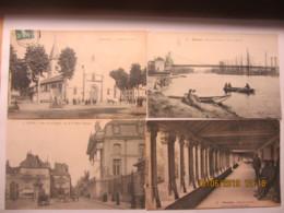 BON LOT 8 CPA DIVERSES FRANCE - A Voir - - Cartes Postales