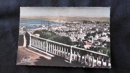 CPA Algérie Alger - Vue Du Balcon St Raphael - Algerien