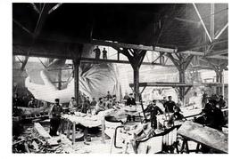 B&W RPPC  Reproduction - Paris 1883 - Construction Statue Liberty - Unused Excellent Condition - 2 Scans - Unclassified