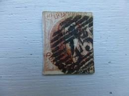 BELGIQUE, Léopold 1er ?  Timbre Très Ancien : 40 C  ; Ref ALB01 - Belgium