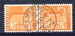 Schweiz, 1960 Baudenkmäler, Fribourg  Rundstpl.  Herisau - Switzerland