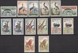 Du N° 96 A Au N° 108 Du Niger - X X - ( E 1695 ) - Stamps