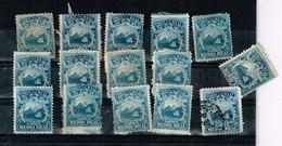 Lot Costa Rica à Identifier - Stamps