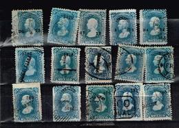 Lot Mexique  à Identifier - Stamps