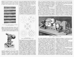 FORMATION Des VOYELLES Méthodes SYNTHETIQUES  1901 - Technical
