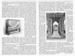 LES INDES ANGLAISE  à L'EXPOSITION UNIVERSELLE De  1901 - Technical