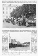 LES AUTOMOBILES De GUERRE   1901 - Véhicules