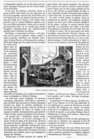 HAVEUSE MECANIQUE à FAUX DENTEE 1901 - Technical