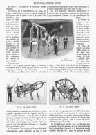 LE TRAVAIL-BASCULE  VINSOT 1901 - Other