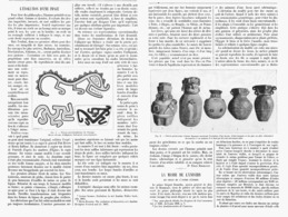 L'EVOLUTION D'UNE IMAGES  1901 - Technical