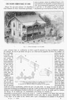 UNE MAISON DEMONTABLE En BOIS 1901 - Technical