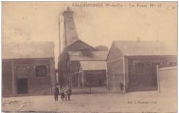 PAS DE CALAIS SALLAUMINES FOSSE N°13 - Autres Communes