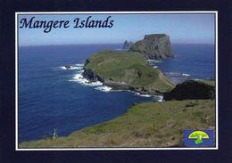 1 AK Chatham Islands * Ansicht Der Insel Mangere * Die Chatham Inseln Gehören Zu Neuseeland * - Neuseeland