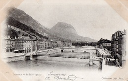 Grenoble  - Le Saint - Eynard - - Grenoble