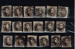 Lot Belgique à Identifier - Stamps