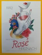 10637  - Fricktaler  Rosé 1992 Herznach Suisse - Art