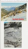 Lot 2 Cartes Vars Sainte-Catherine (Ste-Marie) CP 68/24 - Autres Communes