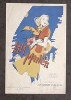 Musica Spartito - Lili Marlén - Ed. 1941 Suvini Zerboni - Unclassified