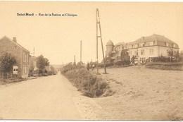 Saint-Mard NA15: Rue De La Station Et Clinique - Virton