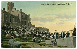 ISLE OF MAN : ON DOUGLAS HEAD - PIERROT STAGE PERFORMANCE - Isle Of Man