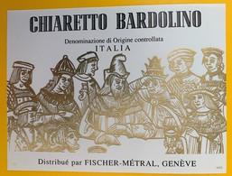 10642  -  Chiaretto Bardolino Italie - Etiquettes