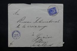 AFRIQUE DU SUD - Enveloppe De Swakopmund Pour La Suisse En 1916 Avec Contrôle Postal - L 32552 - Lettres & Documents