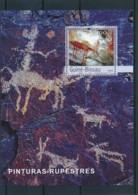 NB - [402258]TB//**/Mnh-Guinée-Bissau 2003 - Peintures Rupestre - Arte