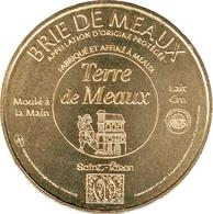 77 BRIE DE MEAUX MÉDAILLES MONNAIE DE PARIS 2019 JETON TOKENS MEDALS COINS - 2019