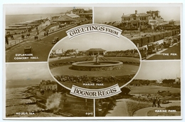 GREETINGS FROM BOGNOR REGIS : MULTIVIEW - Bognor Regis