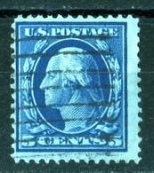USA 1916 G.Washington 5 Cts Blue - United States