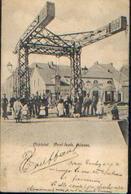 CHATELET « Pont-levis, écluses » (1905 - Châtelet
