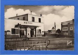92 HAUTS DE SEINE - BAGNEUX La Gare Du Métropolitain (voir Descriptif) - Bagneux