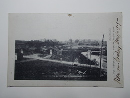Carte Postale - VILLERS SUR COUDUN (60) - Vue Générale Du Centre Hospitalier - 1917 (2874) - Other Municipalities