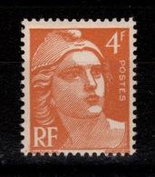 YV 808 N** Marianne De Gandon Cote 3,50 Euros - France