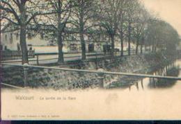 WALCOURT « La Sortie De La Gare » - Cartes Hoffmann – Ed. A. Lacroix - Walcourt