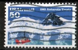 USA PA 1961 Antarctic Treaty 50 Cts - Etats-Unis