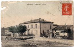 AUBREVILLE - Place De La Mairie  (114456) - France
