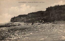 ILE D OLERON ROCHERS DE CHASSIRON A MER BASSE - Ile D'Oléron