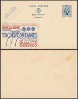 Publibel - 50c - Thématique Quincaillerie (DD) DC3504 - Stamped Stationery