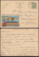 Publibel 209- 35c Voyagé - Thématique Teinture (DD) DC3518 - Stamped Stationery