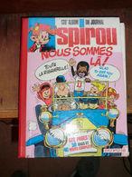 Bd - 139e Album Du Journal De Spirou - - Spirou Et Fantasio