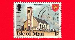 Isola Di MAN - Usato - 1978 - Costruzioni - Jurby Church - 1 - Isola Di Man