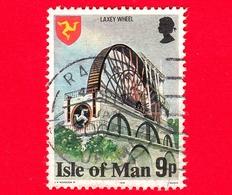 Isola Di MAN - Usato - 1978 - Costruzioni - Laxey Wheel - 9 - Isola Di Man