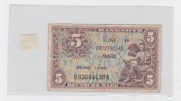 Billet De 5DM Pick 4  1948 - [ 3] 1918-1933 : République De Weimar