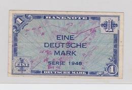 Billet De 1 DM Pick 2 1948 - [ 3] 1918-1933 : République De Weimar