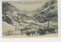 Route De GRENOBLE à BRIANÇON , L'hiver - La Vallée D' ARSINE - Autres Communes